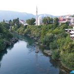 Trubel in Mostar