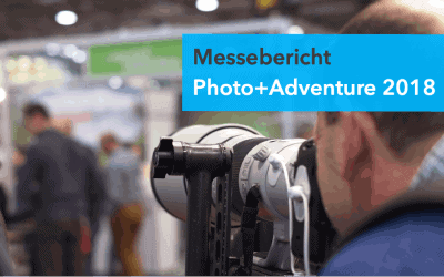 Messebericht: Photo+Adventure 2018 in Wien