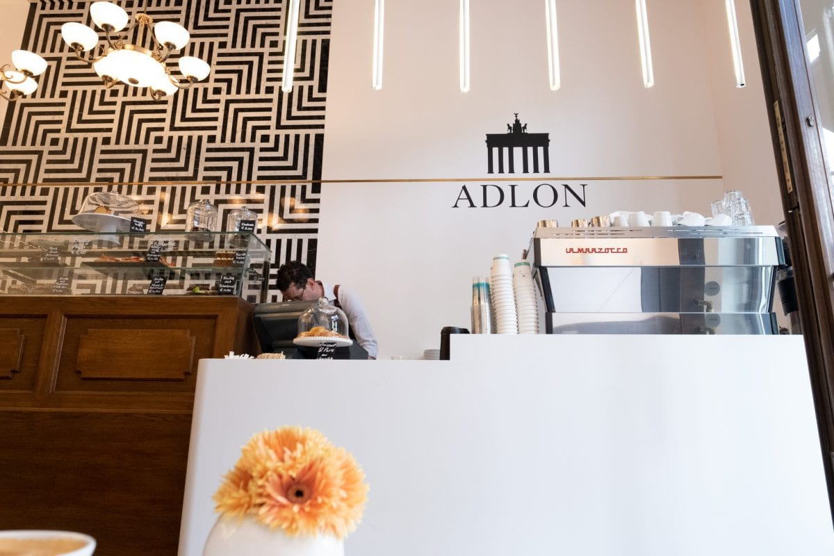 Adlon to go, Berlin